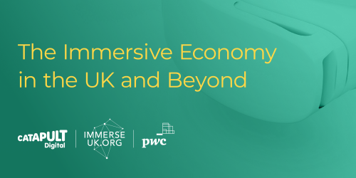 CAMERA The Immersive Economy in the UK 2019 report
