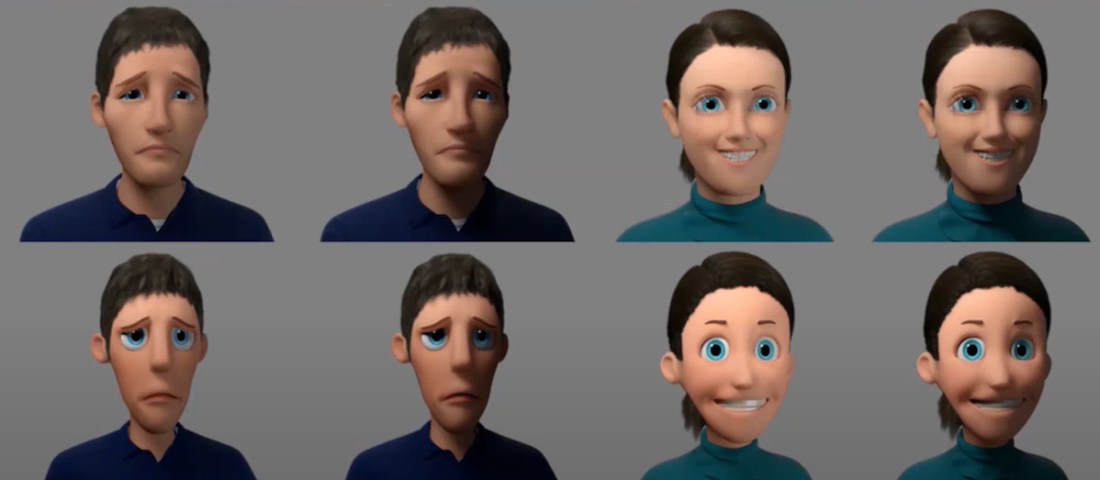 CAMERA How real is too real when interacting with virtual humans?