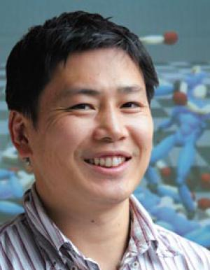 Professor Taku Komura, Edinburgh University