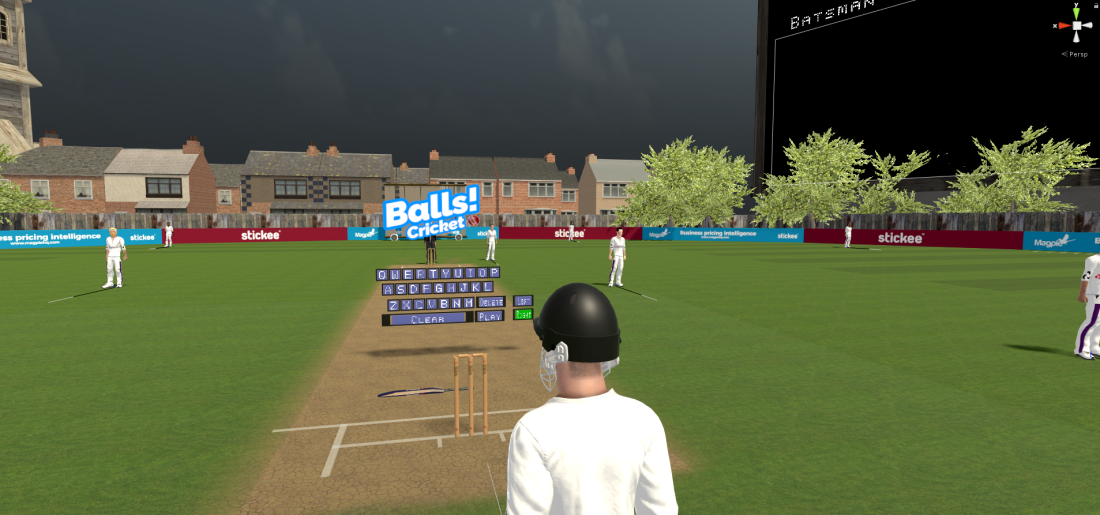 CAMERA VR cricket game uses motion capture technology for full immersive experience